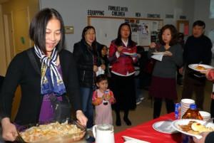 渥太华山西同乡会2015春节联欢会